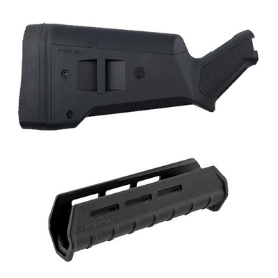 Mossberg 500 Sga Buttstock & M-Lok Forend Kit by Magpul