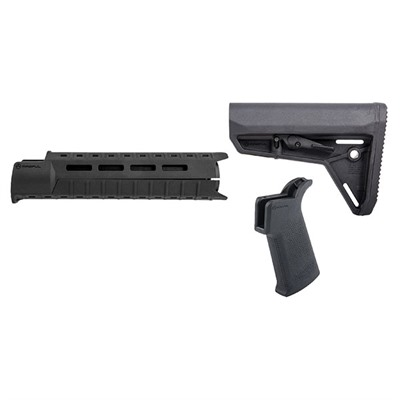 Ar-15 Moe-Sl Furniture Set M-Lok Polymer Magpul.