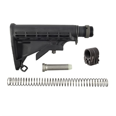 AR-15 Gen 3 Folding Stock Adapter w/M4 Stock Assembly by Brownells
