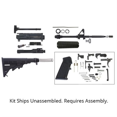 AR-15 Basic Rifle Build Kit by Brownells