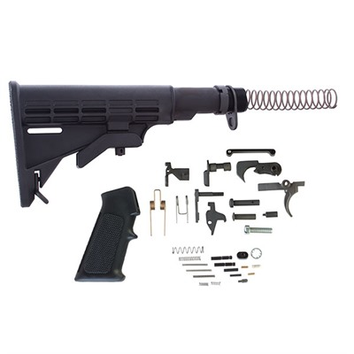 Lower Receiver Essentials Kit Dpms.