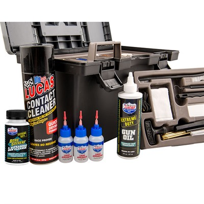 Extreme Duty Cleaning Kit Brownells.