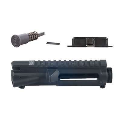 The Kit contains the basic parts to help you build an AR-15 upper assembly. It Includes a stripped upper receiver, a forward ...