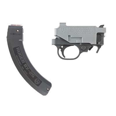 Ruger® 10/22® Bx-Trigger W/bx-25 Rd Magazine Brownells.