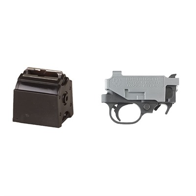 Ruger® 10/22® Bx-Trigger W/10-Rd Magazine Brownells.