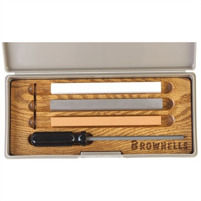 Hammer/sear File & Stone Kit Brownells.
