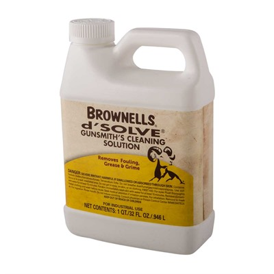 D&039;solve Cleaner Brownells.