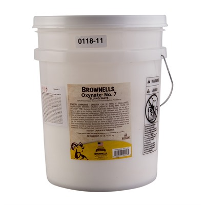Oxynate® No. 7 Brownells.