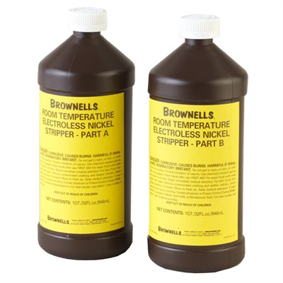 Room Temperature Nickel Stripper Brownells.