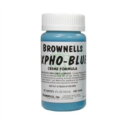Oxpho-Blue® Creme Brownells.