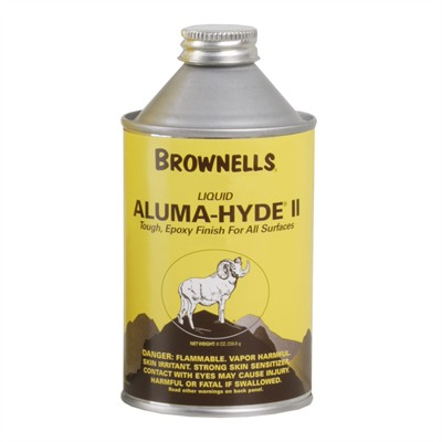 brownells aluma hyde ii application