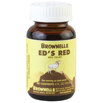 """ed&039;s Red"" Bore Cleaner Brownells."