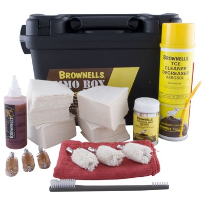 Basic Shotgun Cleaning Kit Brownells.