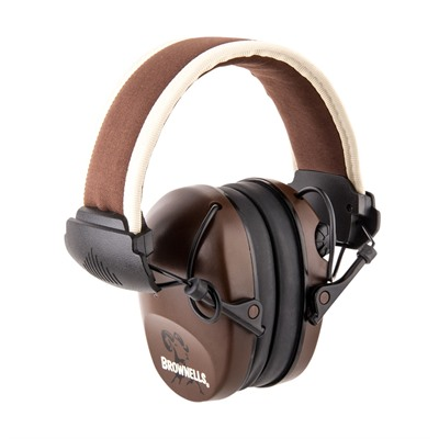 Brownells Premium Electronic Ear Muffs Brownells.