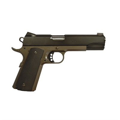 1911 Special Forces 3 Ss Battle Bronze 5in 45 Acp Blue 8+1rd Ed Brown.
