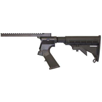 Shotgun AR-15 Stock Conversion by Cavalry Manufacturing, LLC.