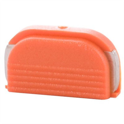 Slide Plate Cover Half, Orange Glock.