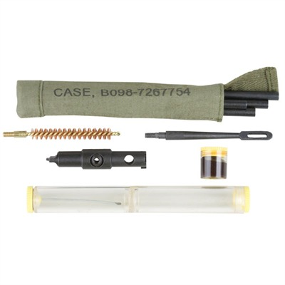 C J Weapons Acc M1 Garand Wwii Buttstock Cleaning Kit