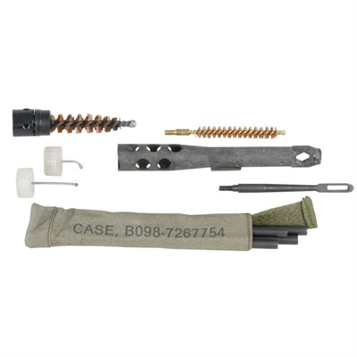 C J Weapons Acc M1a M14 Buttstock Cleaning Kit Brownells