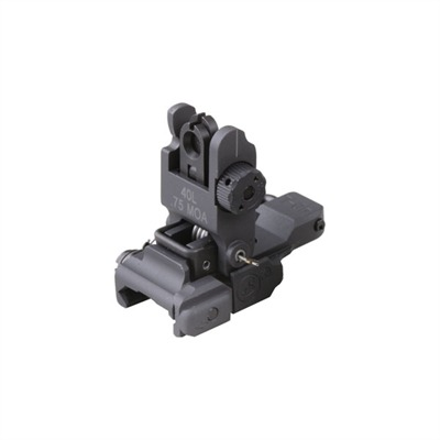 Ar-15  40 Std. A2 Rear Sight A.r.m.s.,inc.