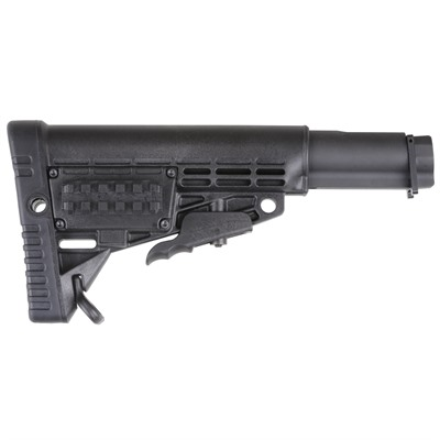 AK-47 6-Pos Stock for MilLED Receiver Collapsible by Command Arms Acc