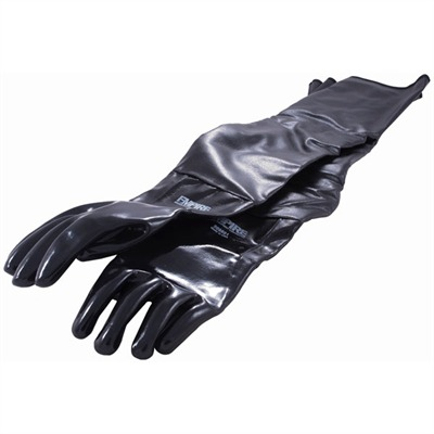 Sandblast Cabinet Glove Norton Sandblasting Equipment.