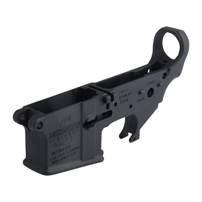 Ar-15 Blemished Stripped Lower Receiver Bushmaster Firearms Int.llc..