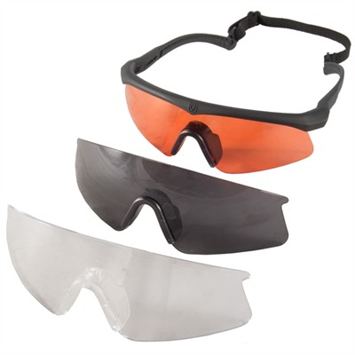 Sawfly Deluxe Shooting Glasses Revision Military, Inc..
