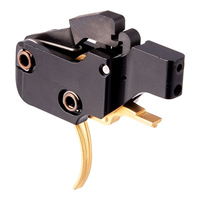Ar-15/m16 Gold Trigger Module American Trigger Corporation.