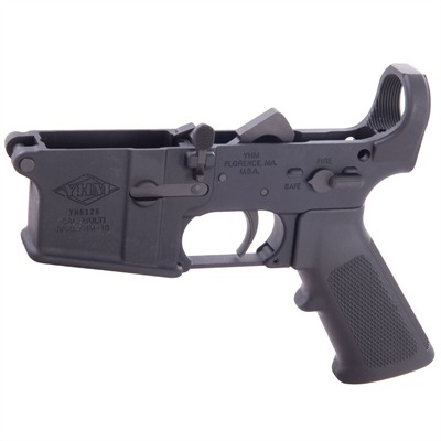 Semi-auto lower is precision machined entirely at Yankee Hill's manufacturing facility from a high-strength 7075 aluminum alloy forging. The perfect foundation for ...