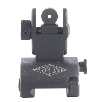 Ar-15  Low Profile Qds Rear Sight Yankee Hill Machine Co., Inc..