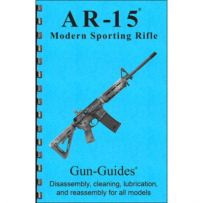 Colt Ar-15 And All Varients-Assembly And Disassembly Gun-Guides