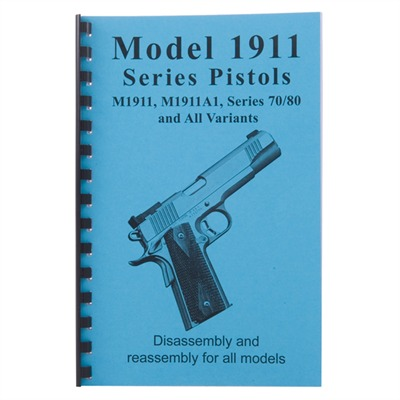 1911-Assembly And Disassembly Gun-Guides