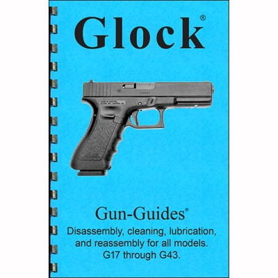 Glock-Assembly And Disassembly Gun-Guides.