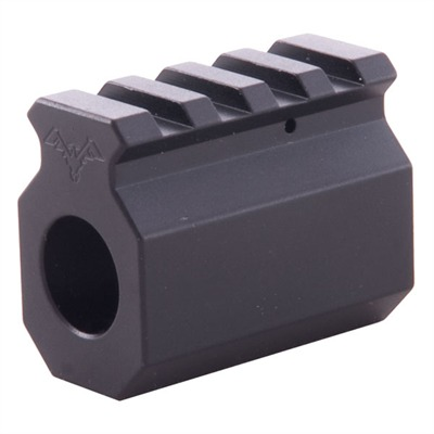 Ar-15/m16 Picatinny Rail Gas Block Double Star.