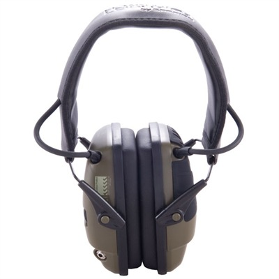 Impact Sport Electronic Earmuffs Howard Leight.