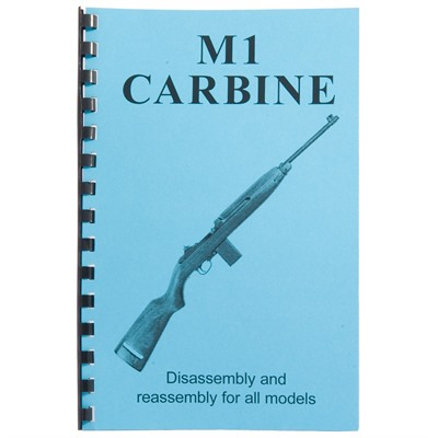 M1 Carbine-Assembly And Disassembly Gun-Guides.