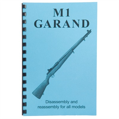 M1 Garand-Assembly And Disassembly Gun-Guides.