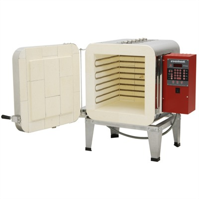 Ht-1 Heat Treat Oven And Color Case Hardening Kit Evenheat Kiln Inc..