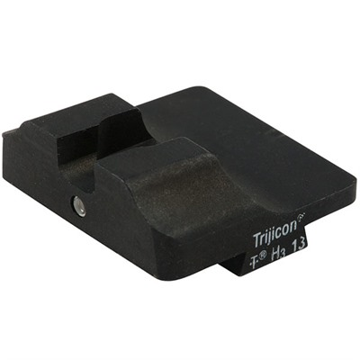 Tactical Rear Night Sights For Glock® Warren Tactical Series.