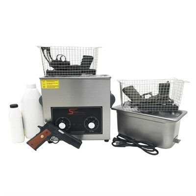 Hg575 Ultrasonic Cleaning System by Sonic System Sales