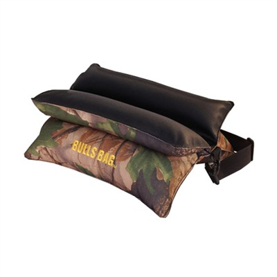 Tree camo pattern with moisture-resistant UV coating  Longer bench model ideal for bench or field shooting ...