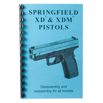 Springfield Xd & Xdm-Assmenbly And Disassembly Gun-Guides.