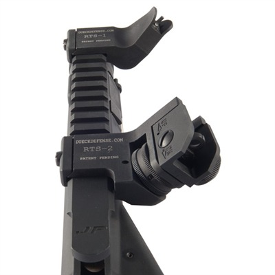 Ar-15  Rapid Transition Sight Set Dueck Defense.