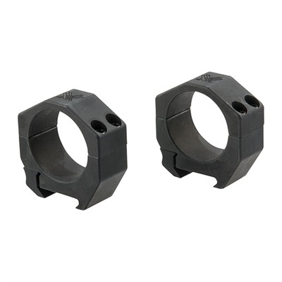 Vortex Precision Matched Riflescope Rings Vortex Optics