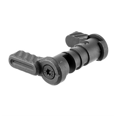 Ar-15 Ambidextrous Safety Selector Full Auto Black Battle Arms Development Inc..