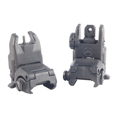 Ar-15  Mbus Gen 2 Sight Set Magpul.