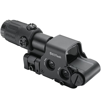 Holographic Hhs I Exps3-4 & G33 Magnifier Combo by Eotech