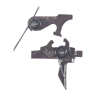 Click here to buy AR-15 Super Dynamic Triggers by Geissele Automatics LLC.