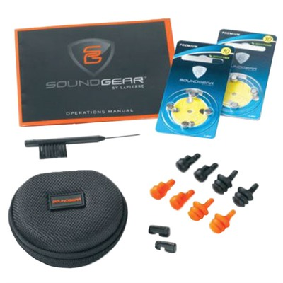 Hearing Protection Complete Set Soundgear.